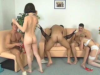 Girl pussy in leggings