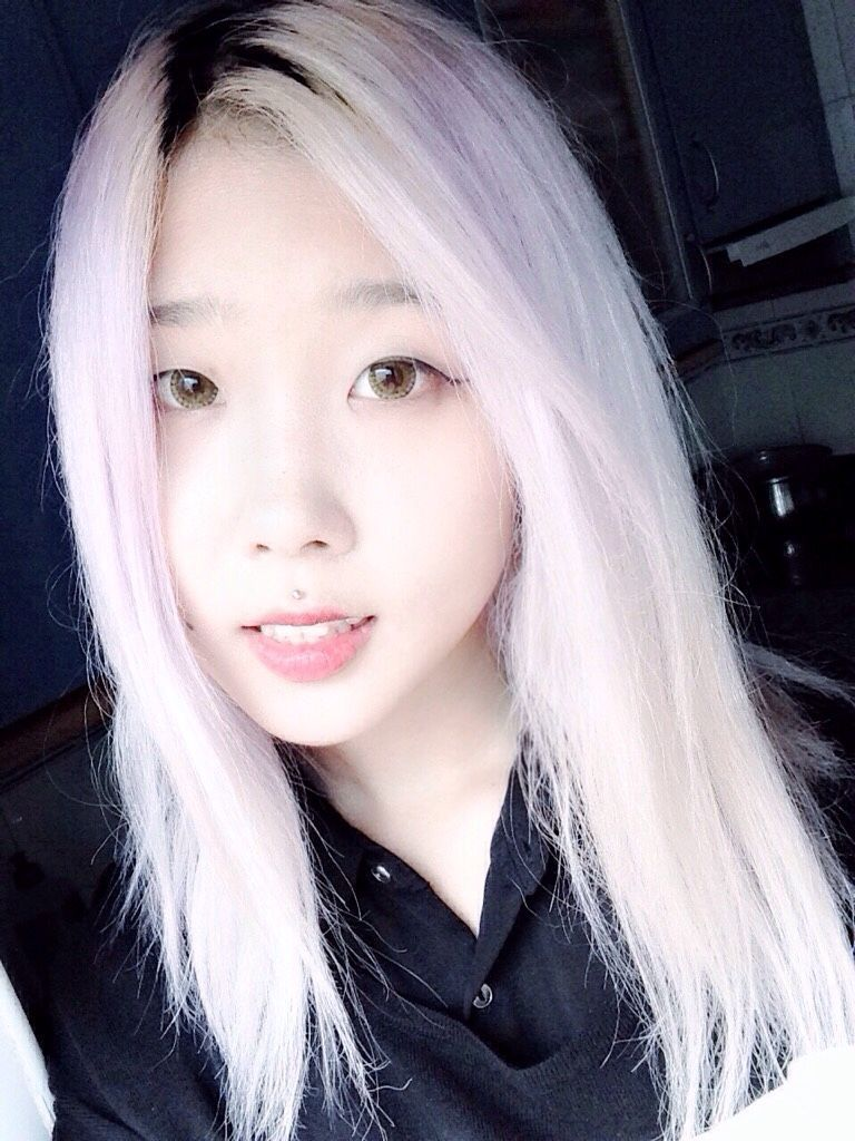 HB reccomend Asian girl with pierced lip