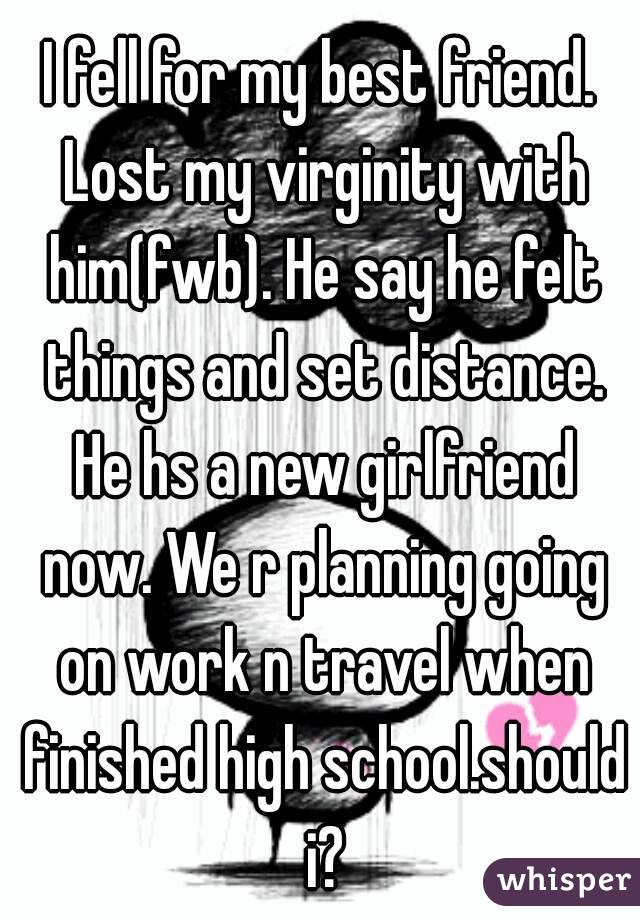 best of When lost How virginity my felt it i