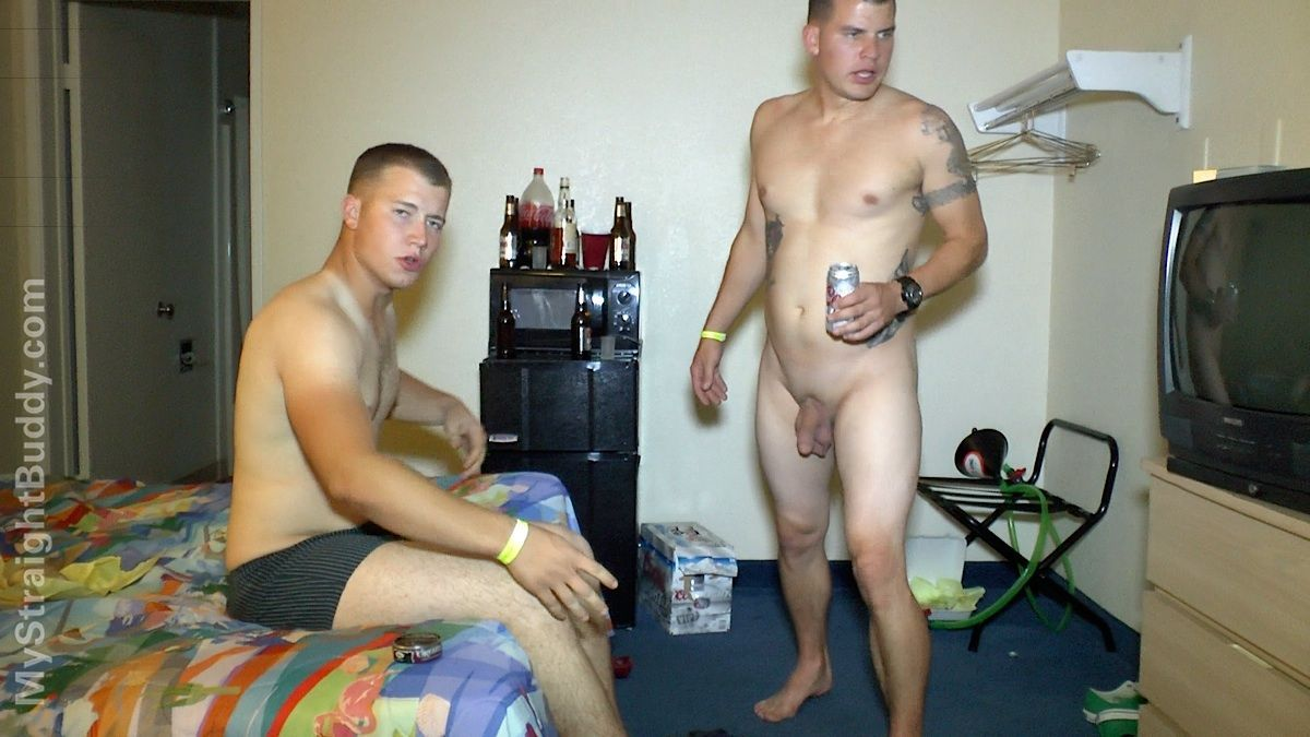 Gay drunk buddys naked