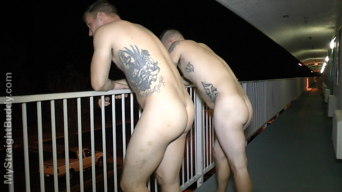 Naked drunk men fucking are
