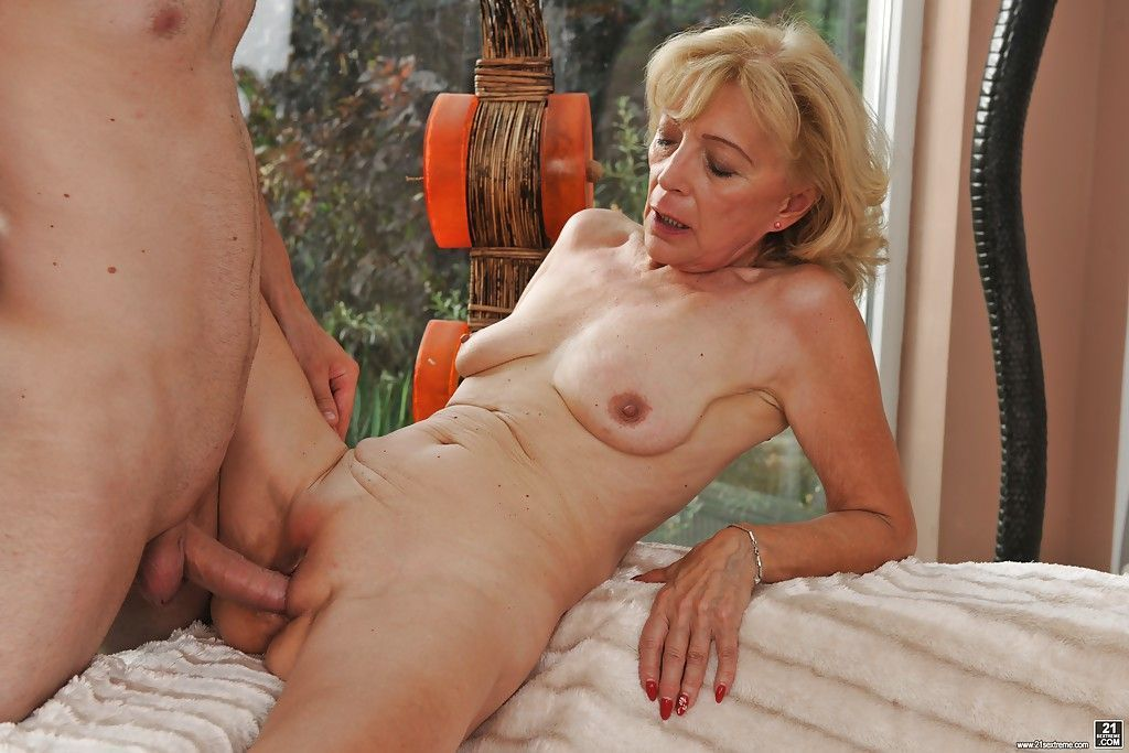 pussy Young cocks and older