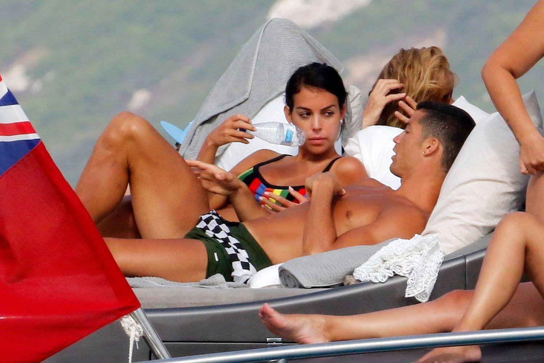 Sugar reccomend Rinaldos girlfriend bikini