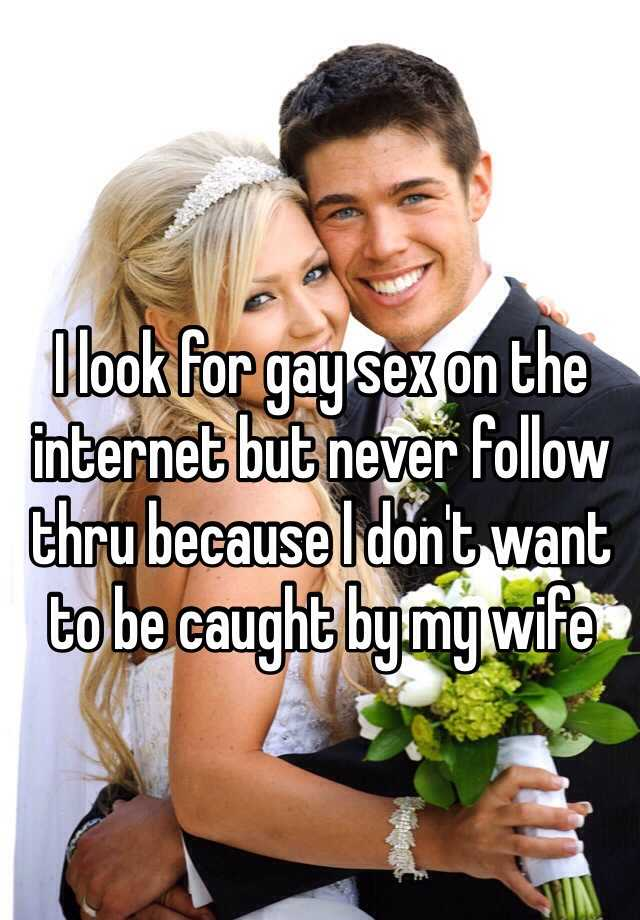 Tell a wife you are gay