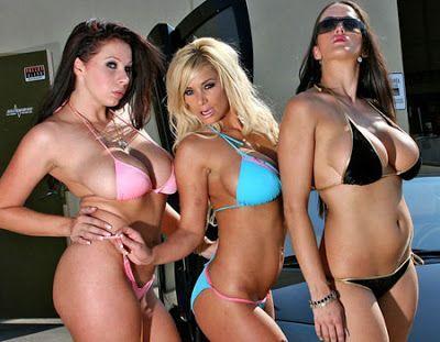 Carmella gianna bikini