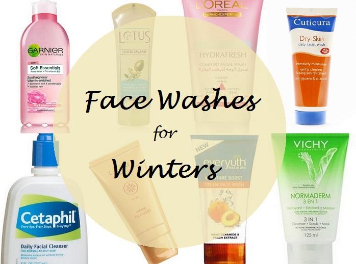 best of Facial Best cleanser winter