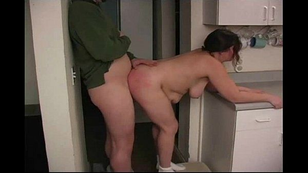 Spank her then fuck her