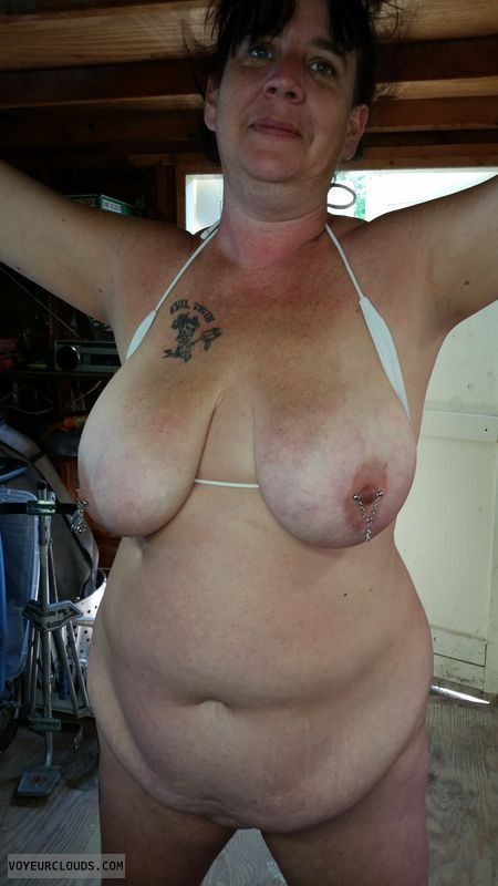 best of With nude Tied wife naked up