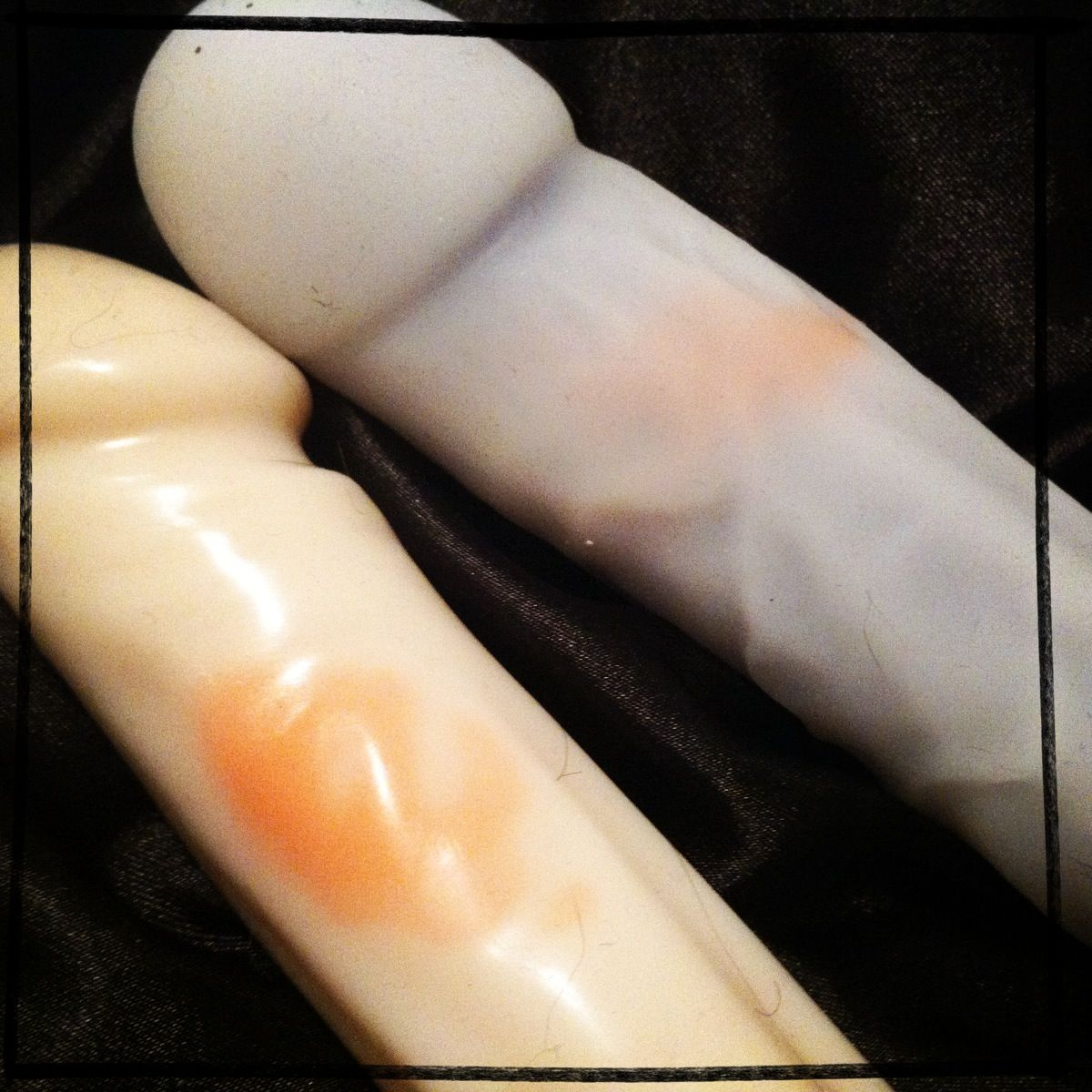 Lubricant for silicone toys dildos