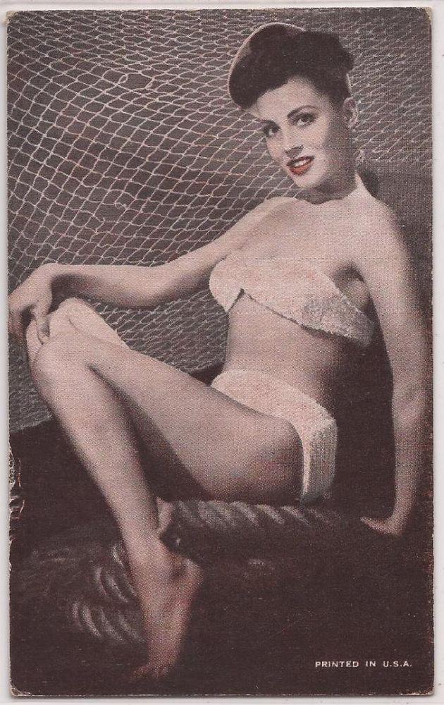Dew D. reccomend 1940s erotic cards