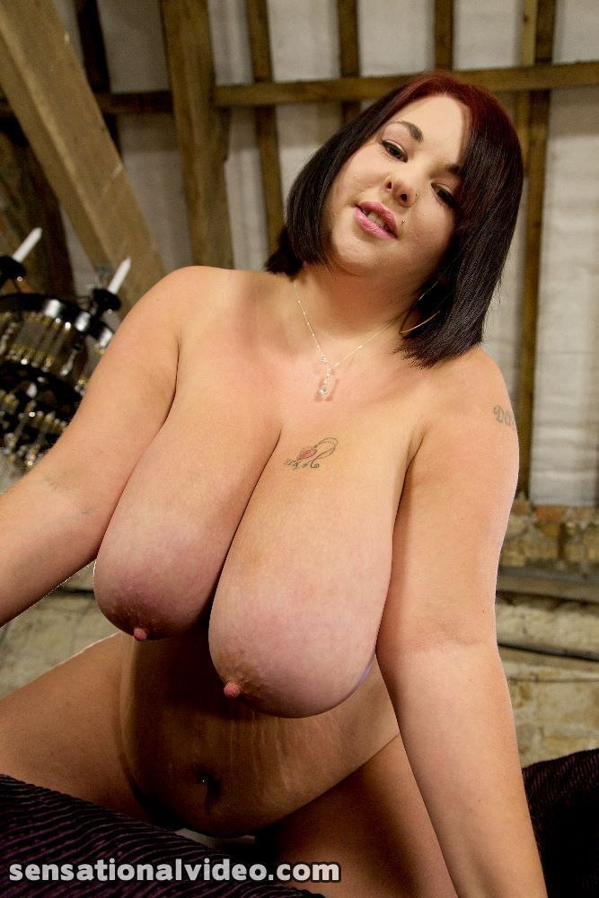 Super huge busty bbw