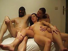 Threesome german amateur