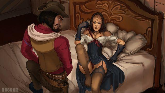 Klingonen Sex
