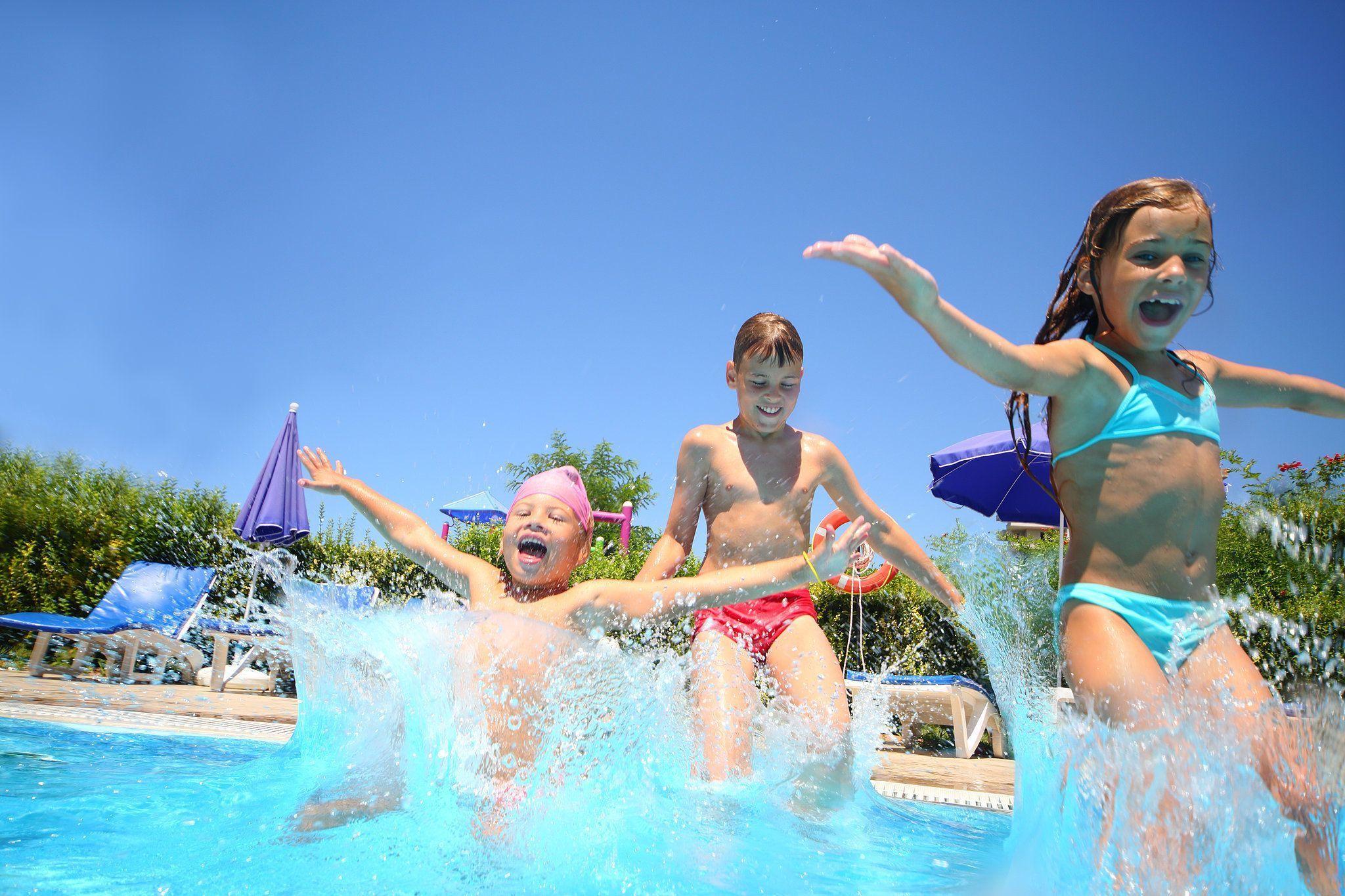 Pool fun orgy tube