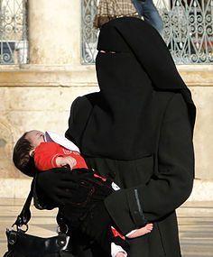 Combat reccomend Burka muslim woman strip