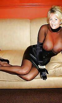 Stockings spunk porn photos