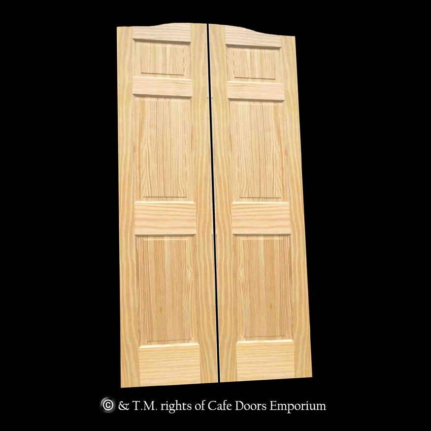 36 swinging casfe doors