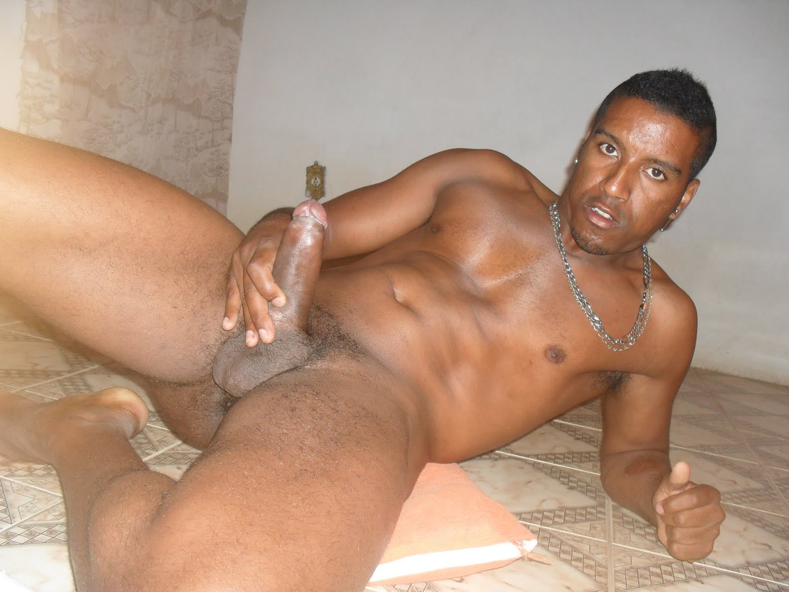 Teen with huge clitoris