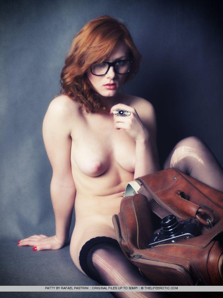 Princess P. reccomend Nude redhead geek