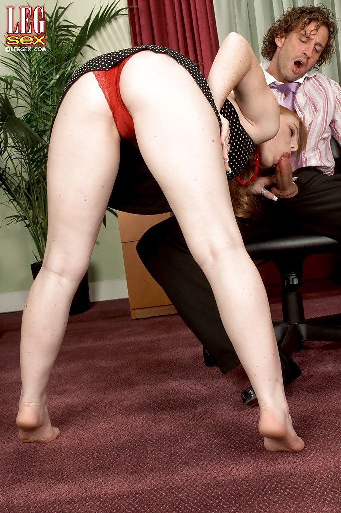 Lucy fire footjob tube