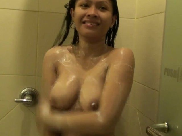 Free asian shower movies