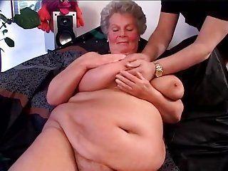 Chubby granny sex mpvies