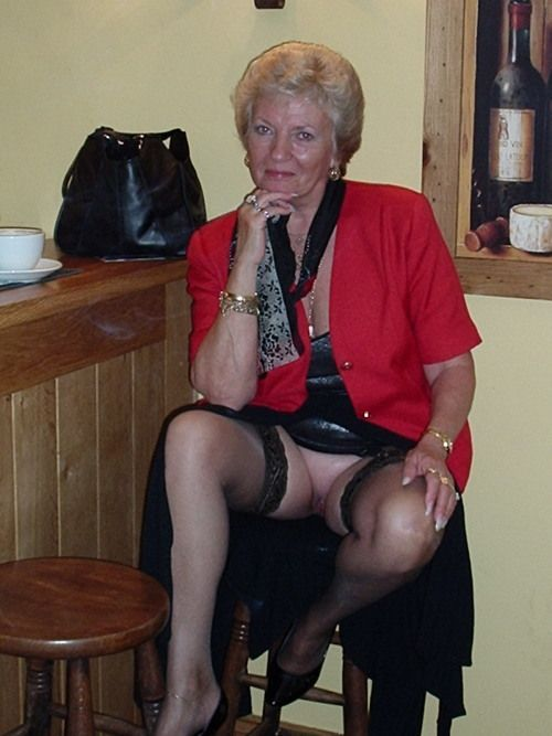 Pictures of granny femdom
