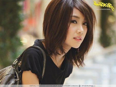 best of Haircuts women Asian