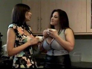 Cathy barry lesbian sex tube