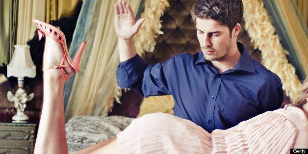 Christian husband spank