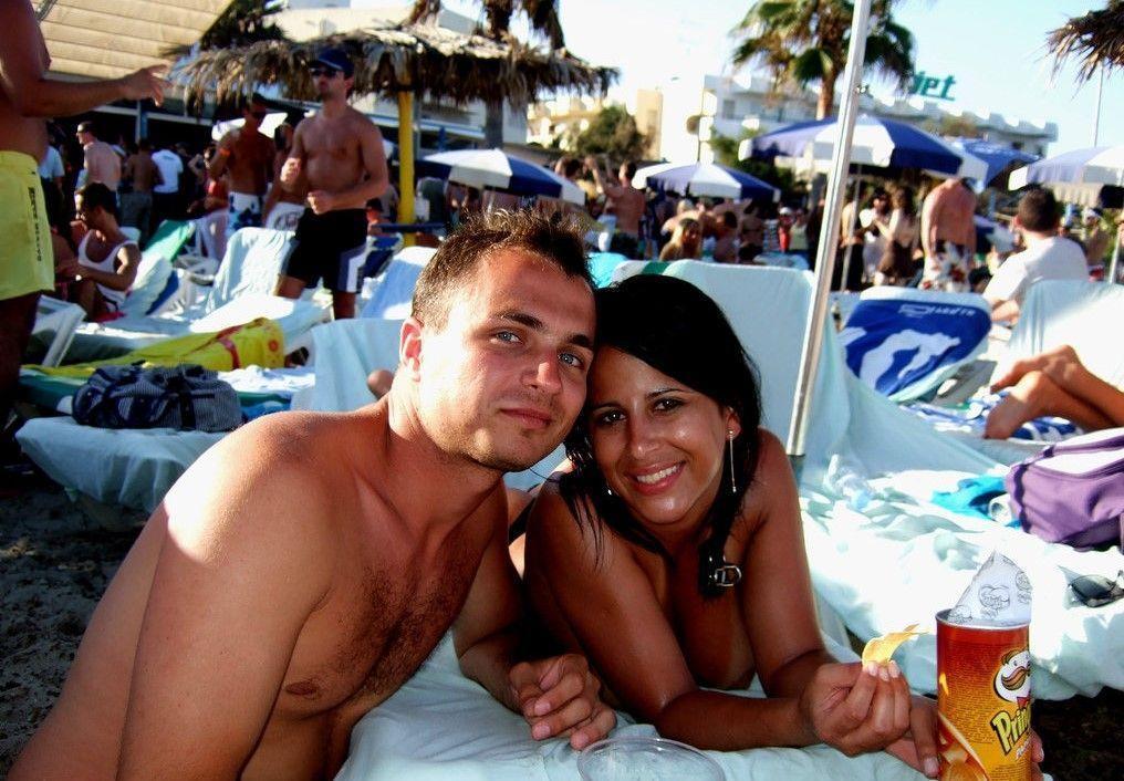 Iris reccomend Cancun mexico nudist