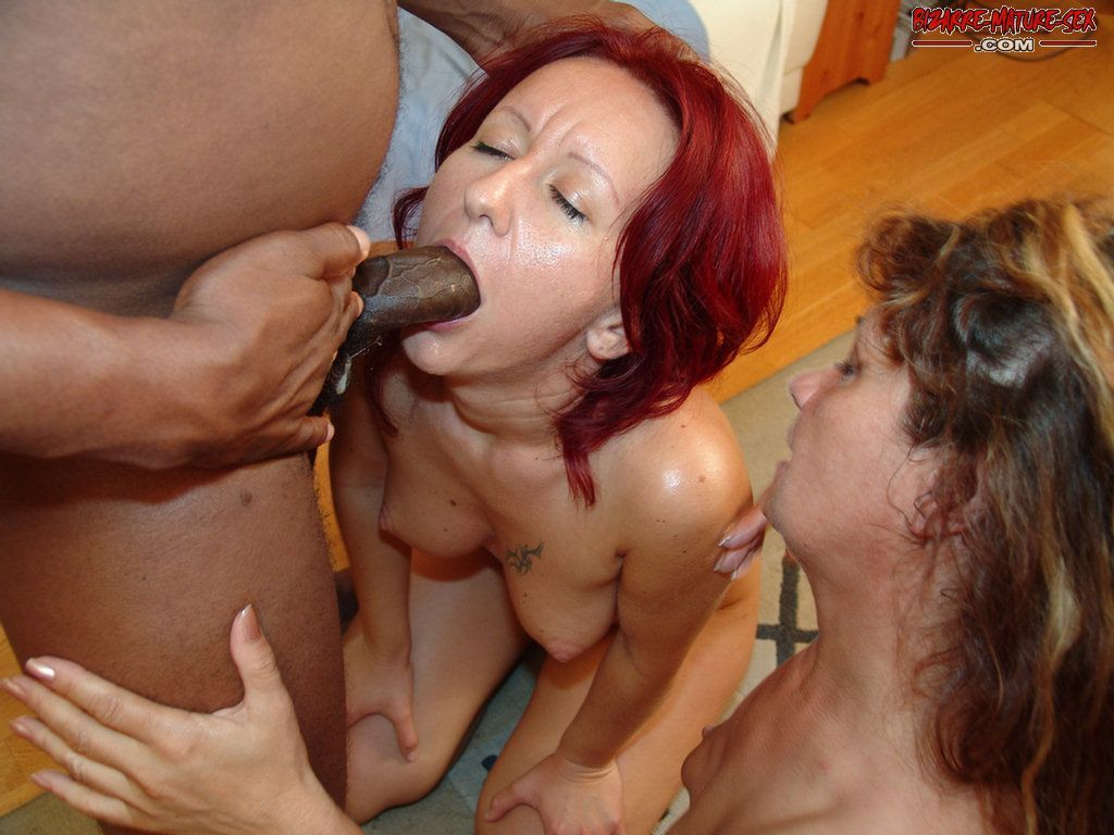 Redhead mature interracial sex gallery