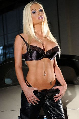 Jesse jane latex doll