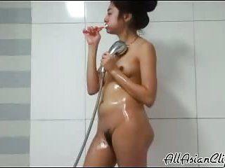 Asian shower cam