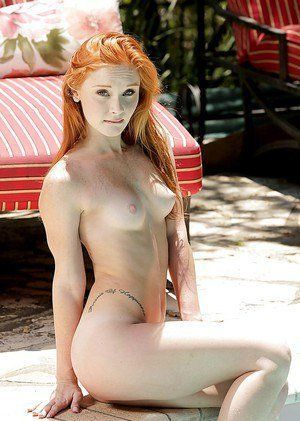 Think, that Naked redhair gallery really. And