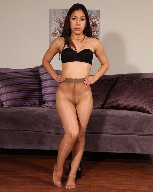 best of Pantyhose Latina wearing
