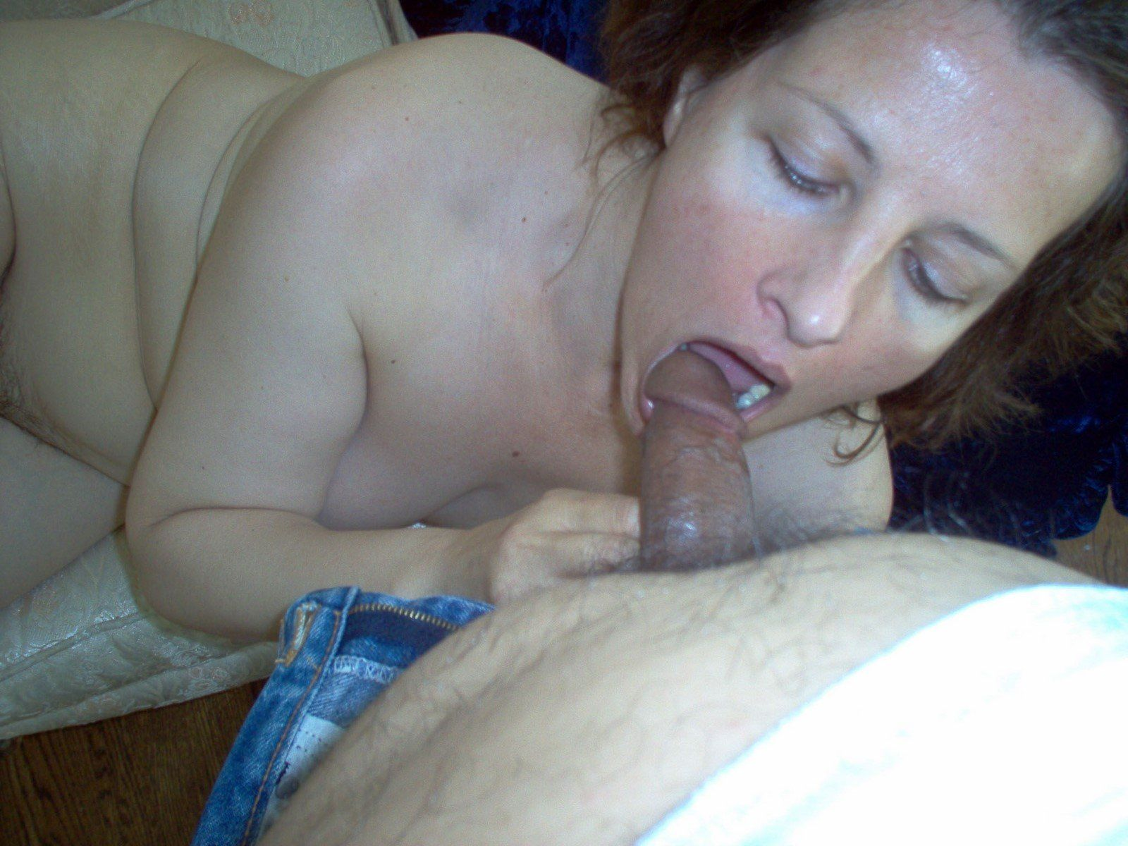 Mature couple cum
