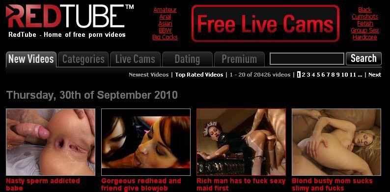 Rote Röhre Sex-Stream bryant nackt video