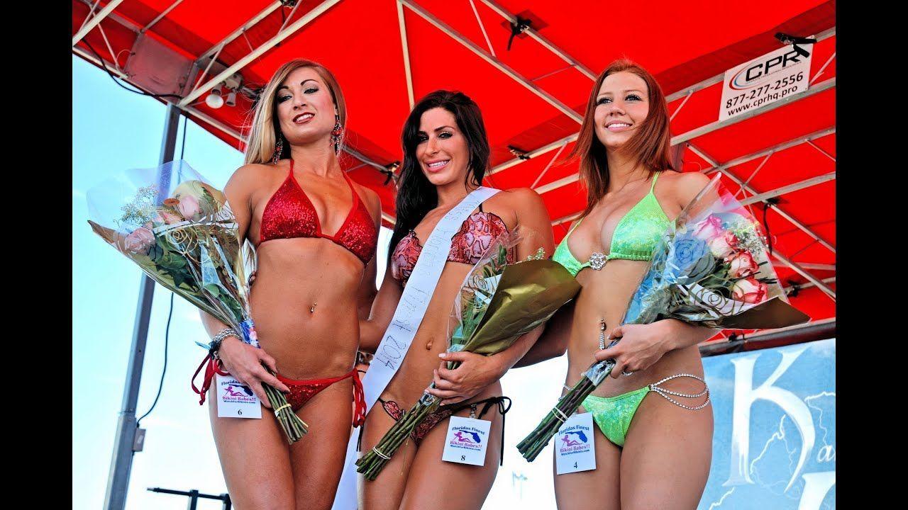 best of Contests bikini Biker chicks