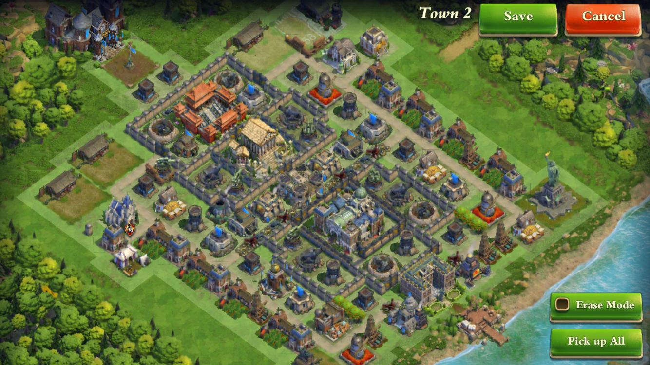 Neptune reccomend Domination city 2