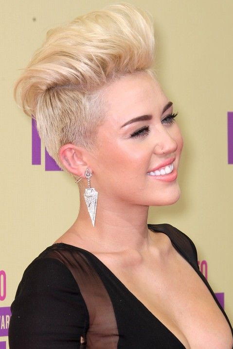 best of Shaved Miley cyrus