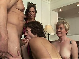 Lesbian anal sex loving blondes. Big Tits porno tube