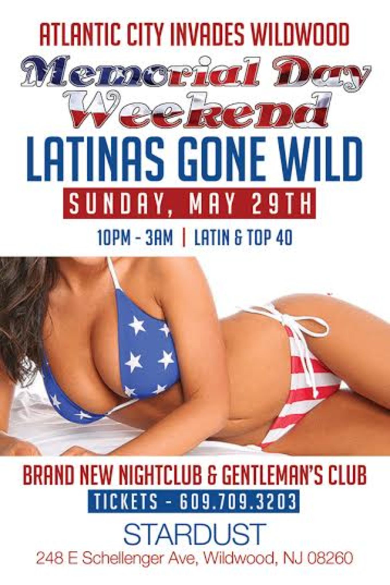 best of Wild Latins gone