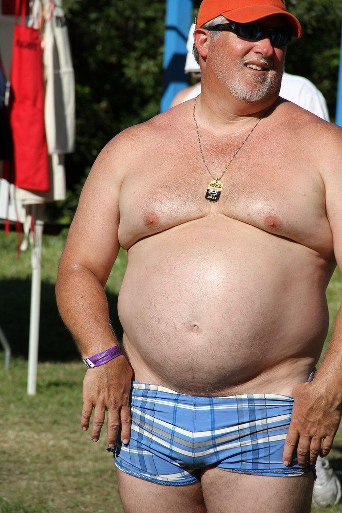 Fat chubby daddy