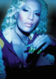 Ivy queen + transvestite
