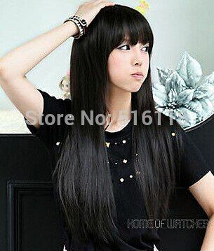 Blizzard reccomend Asian style collection of wigs