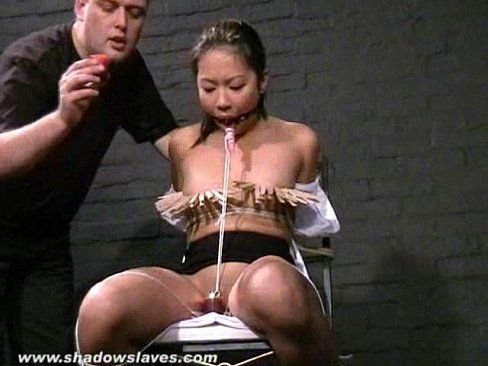 Hard core male bondage