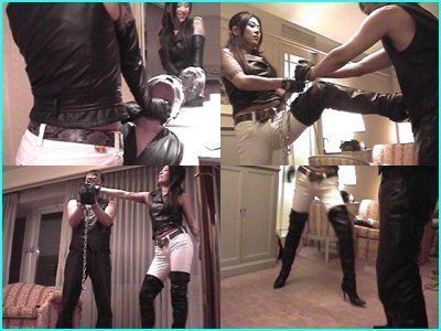 best of Femdom Japanese leather