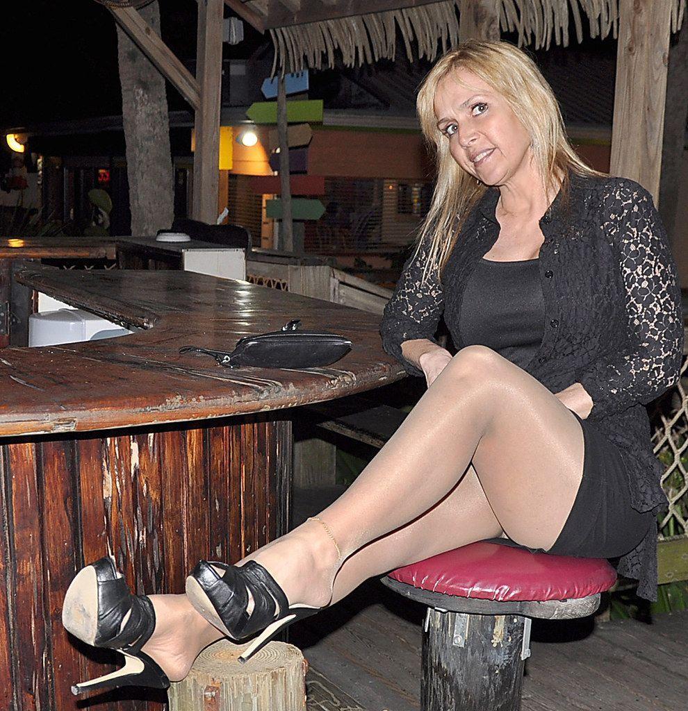 Patricia heaton in pantyhose