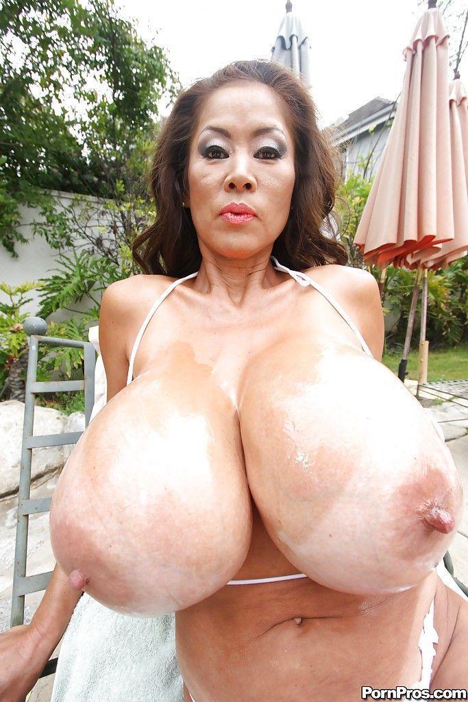 Massive melons porn